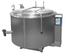 Gázüzemű főzőüst RKG-401